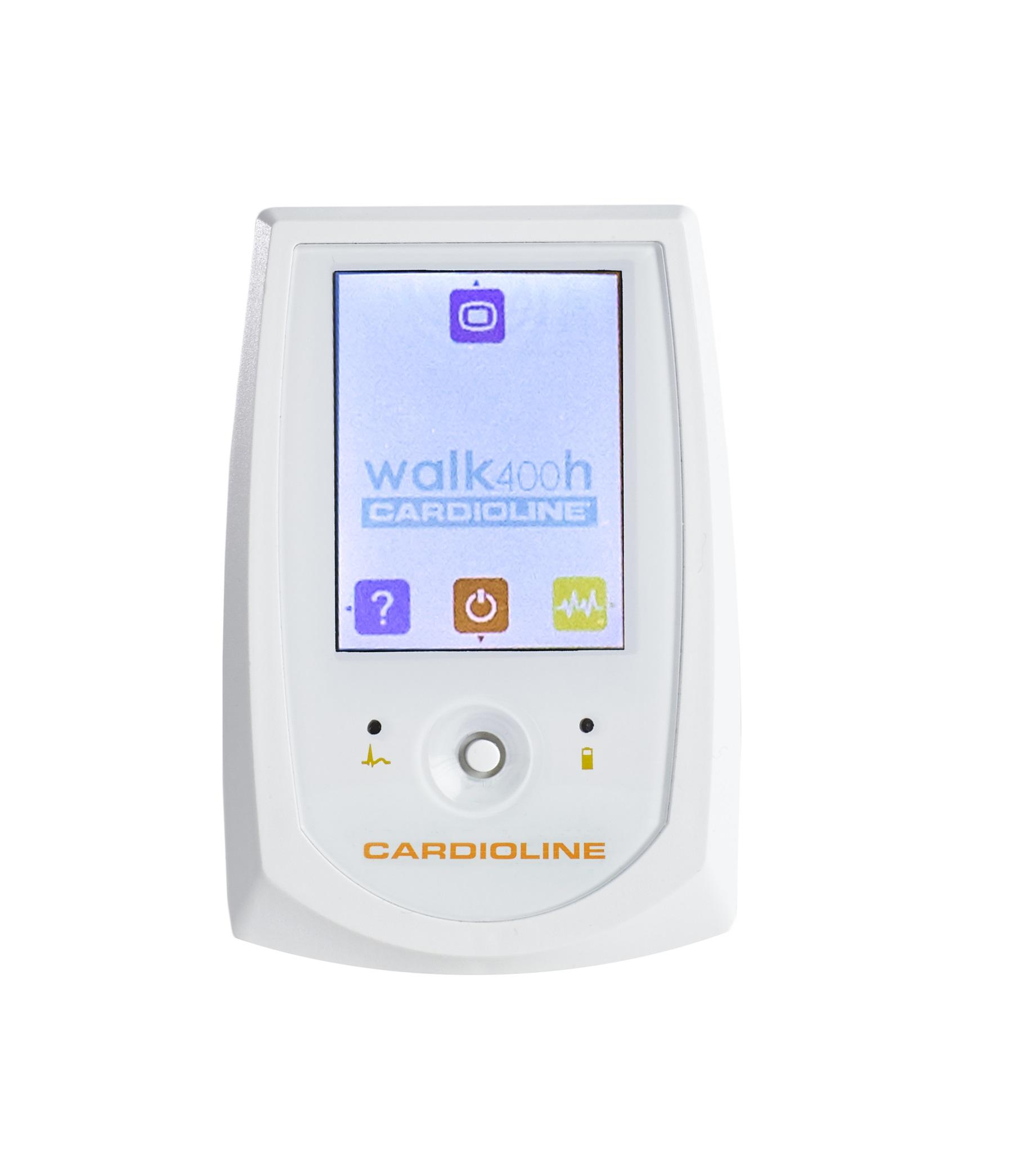 EKG holter Cardioline Walk400H